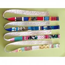Cinturons infantil patchwork