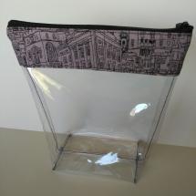 Necesser plàstic trasparent
