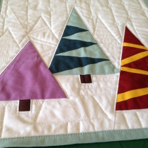 Arbres Nadal Paper piecing