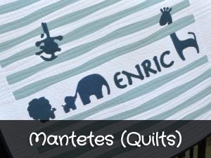 Mantetes (quilts)