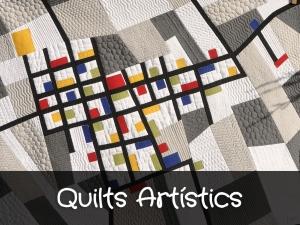 Menu Quilts artístics