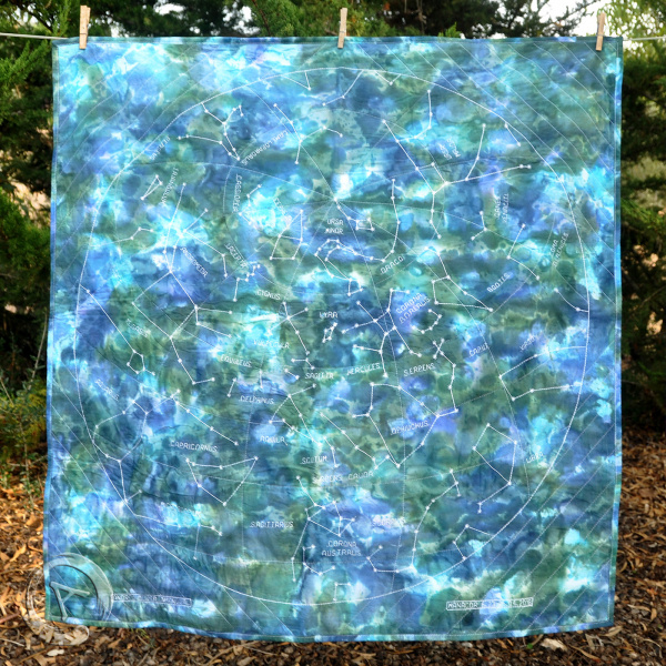 Constellations Quilt - General