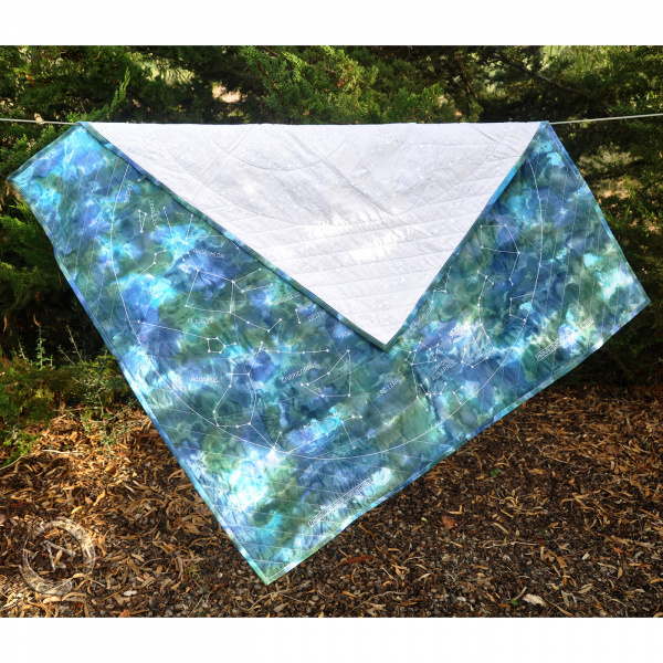 Stars Quilt - General Folded