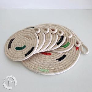 Murg rug rope multicolor[