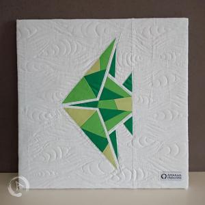 FPP Pattern - Origami Green Fish multic 16.5 FPP - Final 1