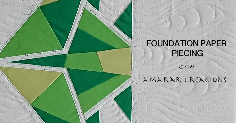 Facebook group Foundation Paper Piecing image