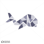 BALENA Origami Foundation Paper piecing pattern
